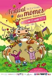 13ème Festival des Mômes Montbéliard - Franche-Comté