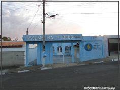 IGREJA ASSEMBLEIA DE MINISTÉRIO IPIRANGA TATUÍ - SP