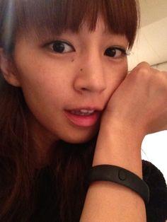 なんと!NIKEから本日、『NIKE+ FUELBAND』が発売になりましたっ! の画像|安田美沙子オフィシャルブログ「MICHAEL(ミチャエル)」 Powered by アメブロ