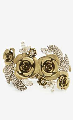 Elizabeth Cole Bronze Bracelet