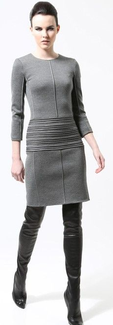 Chado Ralph Rucci Pre-Fall 2013 ♥✤ | Keep the Glamour | BeStayBeautiful Would love in black