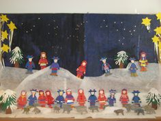 Samar, Painting & Drawing, Vikings, Winter, Kindergarten, Folk, Drawings, Crafts, School