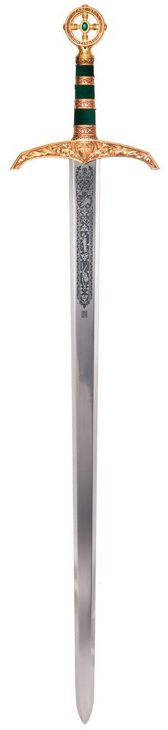 MARTO-Espada Excalibur-Grabado Profundo http://marto.es/es/productos-marto/grabado-profundo/espada-robin-hood-detail