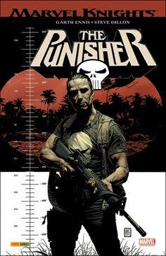 Punisher Omnibus by Garth Ennis