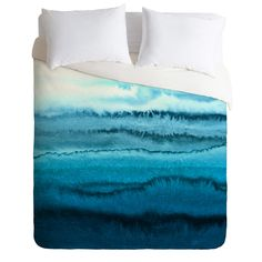 Monika Strigel WITHIN THE TIDES CALYPSO Duvet Cover   DENY Designs Home Accessories