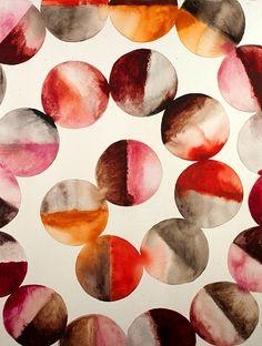Lourdes Sanchez, untitled 11 2013, watercolor