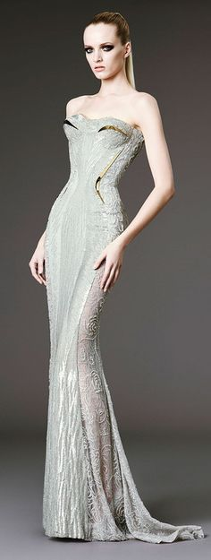 Atelier Versace Spring Summer 2012 Collection