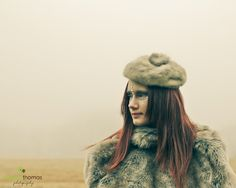 Katelyn Thomas Photography: Snow Queen Creative Fashion Shoot in Harford County, Maryland