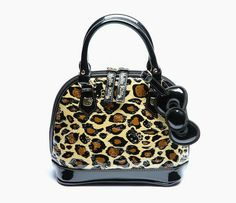 Hello Kitty Handbag: Leopard