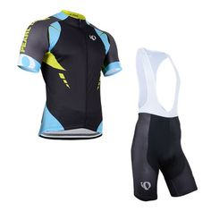 Girls' Cycling Compression Shorts - WENSI 2014 Mens Short Bib Strap Braces Bicycle Cycling Bike Riding Bib Outdoor Sports Jersey Shorts Set Clothing Suit Costume >>> Read more at the image link.