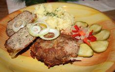 Zajímavé! Steak, Pork, Menu, Health, Fine Dining, Kale Stir Fry, Menu Board Design, Health Care, Steaks