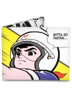 Wallet Speed Racer de Carteras en el bazar en Línea - Sacional