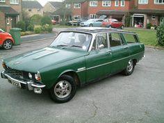 Rover 3500 v8 P6 Estate....lovely