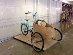 """La #bicicleta """"es un centro para la creatividad individual"""". Conéctate vía streaming a las 4:30 pm con el #FMB4."""