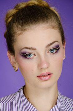 Babette holiday makeup :: one1lady.com :: #makeup #eyes #eyemakeup