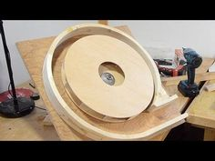 Building a dust collector blower - YouTube