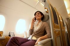 Emirates to offer Mobile Phone service onboard its Airbus A380 flights progressively.