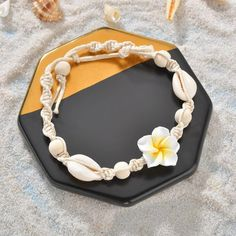 $11.18 | Bohemian Natural Seashells Ankle Bracelet Pink Yellow Little Flower Handmade Anklets for Women Wood Beads Foot Chain Jewelry Outfit Accessories FromTouchy Style | Free International Shipping. Teenager Fashion Trends, Anklets Online, Beach Anklets, Polymer Clay Flowers, Beach Jewelry, Chain Jewelry, Summer Accessories, Women's Feet, Ankle Bracelets