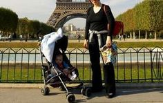 Some good tips about how to travel around Paris with kids. Since I'm such a world traveler.