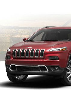 Drag the 2014 Cherokee to rotate it.