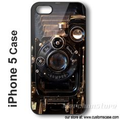 iPhone 5 Case Retro Camera Vintage R2 - Hard iPhone Cover Retro Camera, Vintage Cameras, Phone Cases, Iphone, Cover, Phone Case