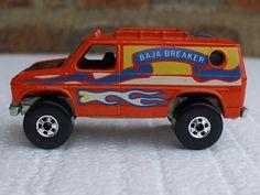 Hot Wheels Baja Breaker Van