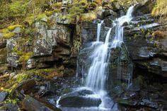 A Szökő-vízesés - Hargita-hegység - Székelyföld - Erdély