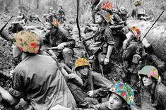 Vietnam War image of American soldiers in the trenches. Vietnam War Photos, Vietnam War Photos US Army, Vietnam war photos photographs, Vietnam war photos photographs pictures Saigon Vietnam, Vietnam War Photos, South Vietnam, Vietnam Veterans, Vietnam Music, American War, American Soldiers, American History, Robert Capa