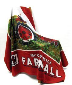 Farmall Blanket