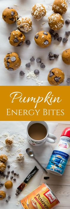 Pumpkin Spice Energy Balls. This healthy easy to make pumpkin snack is a perfect topping for oatmeal or smoothie bowl. Sponsored by @DollarGeneral