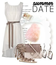 """Summer Date: The State Fair"" by andrejae ❤ liked on Polyvore featuring Kenneth Cole, Ancient Greek Sandals, Chloé, statefair and summerdate"