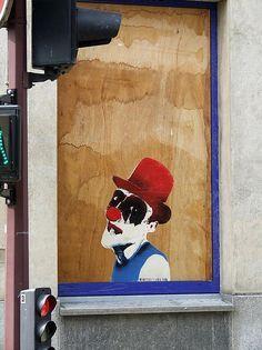 Artist :Mimi Le Clown .xx.