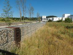 Water-retention Boulevard   Luxembourg   ELYPS Landscape + Urban Design