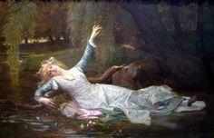 Ofélia, 1883.