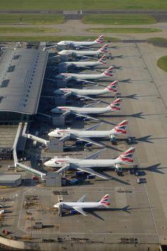 British Airways Heathrow Terminal 5