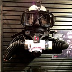 Hollis' Explorer Sport Rebreather Featured at DEMA Show 2015