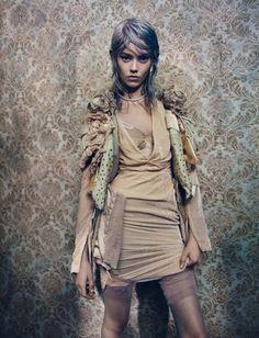Ondria Hardin by Paolo Roversi for Vogue Italia September 2013 7