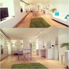 Lauren Curtis' apartment