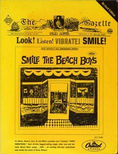 Domenic Priore, Look! Listen! Vibrate! Smile! (on the Beach Boys's Smile) (1995)