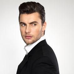 Pompadour Hairstyle | The 20 Most Stylish Haircuts for Men | Latest-Hairstyles.com