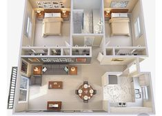 apartment floor plans between oakville and germantown 2 Bedroom House Plans, Sims House Plans, House Layout Plans, Modern House Plans, House Layouts, Sims 4 Houses Layout, Tiny Home Floor Plans, Two Bedroom Tiny House, Condo Floor Plans