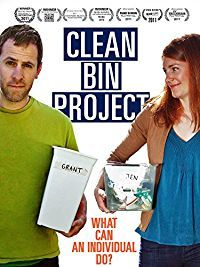 On Amazon prime: Can you live totally waste free? Couple Jen and Grant put themselves to the test to answer the question, with hilarious results. Working to produce as little garbage as possible in a calendar year, they find themselves in a competition that takes humorous aim at the culture of throwing everything away.