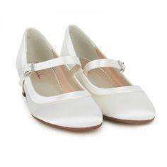 Rainbow Club Maisie Ivory Shoes  at alexandalexa.com