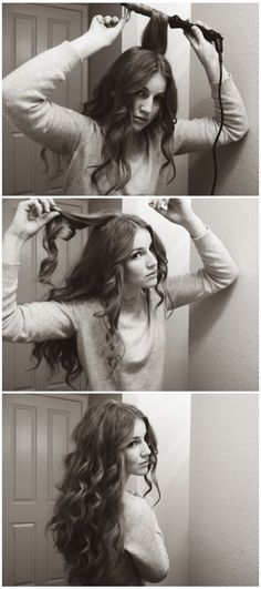 How to curl your hair in less than 20 minutes | Anna McClurg