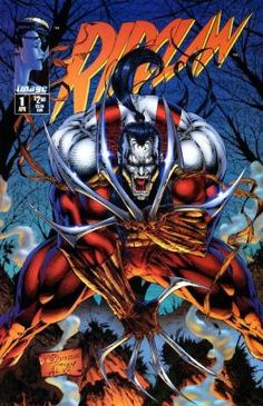 Ripclaw 1 2 3 complete set [1995] ---> shipping is $0.01!!!