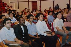 Orientation Day at Asian Institute of Technology (AIT) on 8 January 2013.