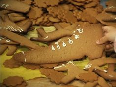 Pippi's boot cookies