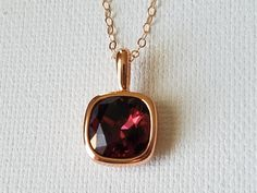 Rose Gold Wedding Jewelry, Bridal Jewelry Sets, Purple Necklace, Crystal Necklace, Bridesmaid Jewelry, Marsala, Party Gifts, Jewelry Gifts, Mothers