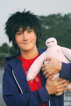 Hiro Hamada Cosplay Big Hero 6 by liui-aquino.deviantart.com on @deviantART