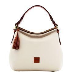 Leather: Florentine Twist Strap Hobo